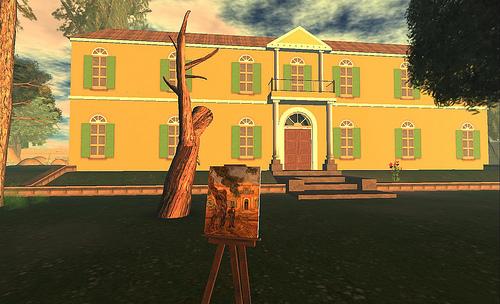 at Arles - Vincent Van Gogh's Home