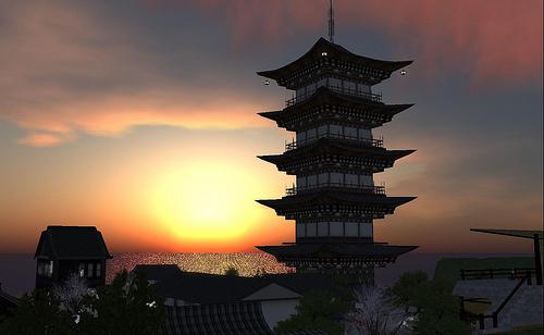 at Juho - NAGAYA*Little Kyoto*